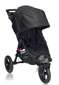 City Elite Single Stroller by Baby Jogger 2012 in Black