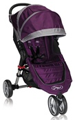The City Mini Single Stroller in Purple for 2012 - Model BJ11228