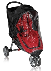 Baby Jogger Rain Wind Canopy For City Mini Single Stroller
