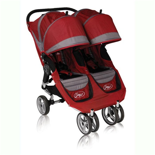 2011 Baby Jogger City Mini Double Stroller By Baby Jogger