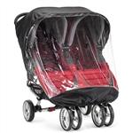 Baby Jogger Rain / Wind Canopy for City Mini Double Stroller