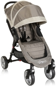City Mini 4 Wheel Stroller by Baby Jogger 2013 in Sand