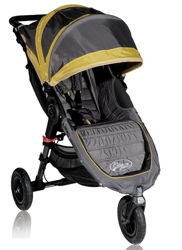 Baby Jogger City Mini Gt Single Stroller 2012 In Bamboo