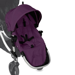 Baby Jogger City Select Seat For Second Child Amethyst Purple