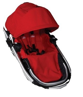 Baby Jogger City Select Seat For Second Child Ruby