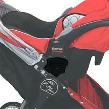 Baby Jogger Britax B Safe Car Seat Adapter