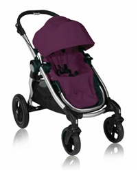 Baby Jogger City Select Stroller 2012 In Amethyst Purple