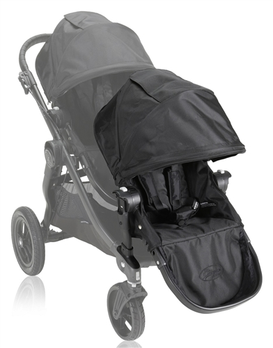 Baby Jogger City Select Double Stroller 2013 In All Black