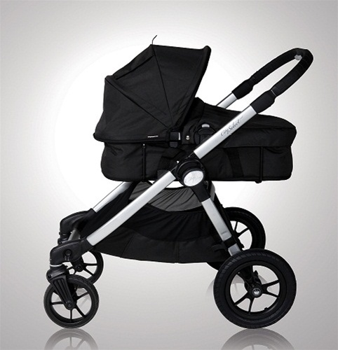 City Select Bassinet In Quartz For City Select Stroller By