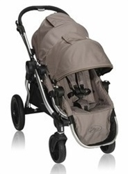 Baby Jogger City Select Double Stroller 2012 In Quartz