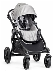 City Select Stroller Silver With Black Frame 2014 Model