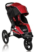 Summit XC 2010 All Terrain Single Stroller in Red